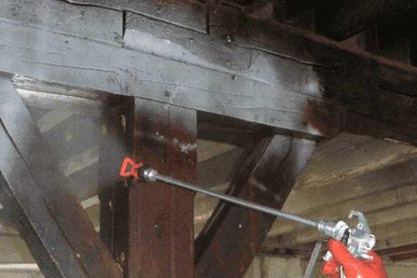 Traitement de charpente DT Couverture 92 light